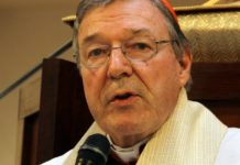 Cardenal George Pell en el 2012, Kerry Myers, Wikimedia Commons