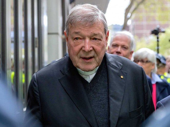 Cardenal George Pell