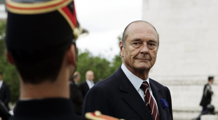 Jacques Chirac, Foto:Twitter